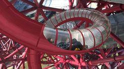 Une tour de Londres transformée en un gigantesque