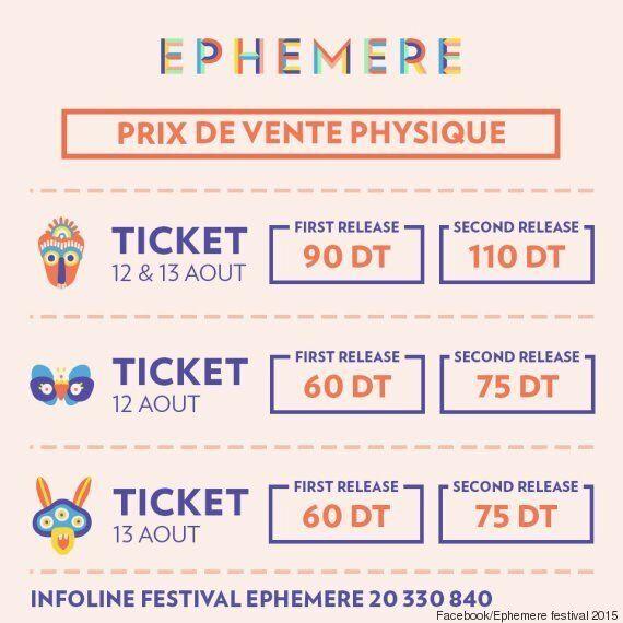 Présentation de la deuxième édition du festival Éphémère (PHOTOS,