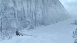 Game of Thrones: le «mur de glace» transformé en attraction