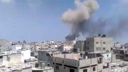 Gaza: quatre Palestiniens tués dans une