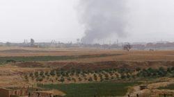L'armée syrienne et les Kurdes chassent Daech de la ville de