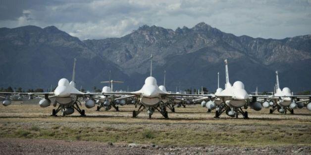 Turquie: Les Etats-Unis ont déployé des F-16 contre