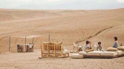 Expérience: Une désintoxication digitale dans le désert