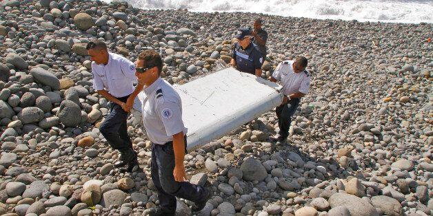 Disparition du vol MH370: Ce que le débris retrouvé à La Réunion peut apprendre aux
