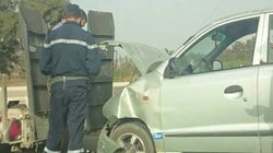 Accidents de la route: 2.216 morts en