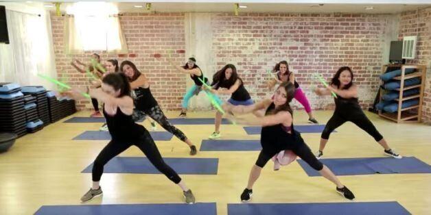 Fitness : 5 bienfaits du pound, le nouveau sport à la