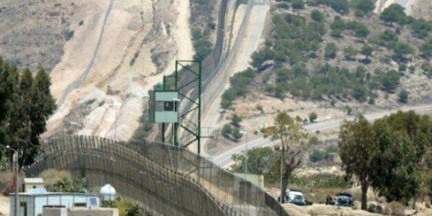 La frontière séparant le Maroc et l'enclave espagnole de Melilla, le 9 juillet