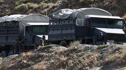 Dix-huit abris et un atelier de confection de bombes artisanales découverts à Ain