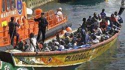 Près de 1600 migrants sauvés par le Maroc et l'Espagne depuis