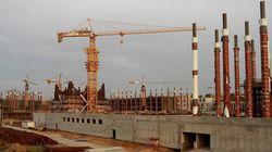 Le chantier de la Grande mosquée d'Alger achevé à