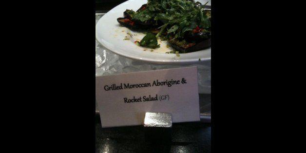 Le nom (mal écrit) d'un ingrédient marocain à l'origine d'une polémique en