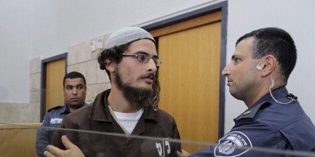 Après la mort d'un bébé palestinien, Meir Ettinger fait partie des extrémistes juifs arrêtés par les...