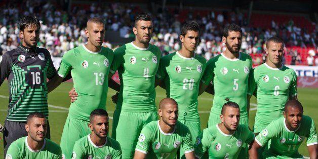 Classement FIFA: l'Algérie garde sa 19e