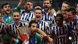 Supercoupe d'Italie: la Juventus bat la Lazio 2 à
