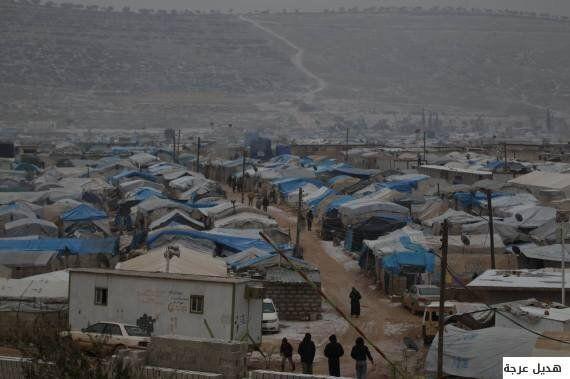 Syrie : comment les camps de réfugiés sont devenus de véritables petites