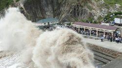 Chine: le typhon Chan-hom arrive, un million de personnes