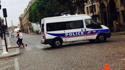 Paris: tirs de la police sur un automobiliste qui a forcé un barrage près de l'arrivée du Tour de
