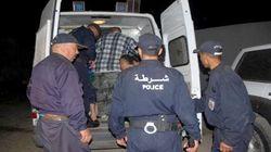 Criminalité: arrestation de 891 personnes la première quainzaine de