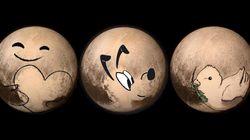 Pluto, des cœurs, des poussins... Pluton inspire les