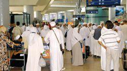 Omra: 250 pèlerins coincés à l'aéroport de Médine après l'annulation du vol