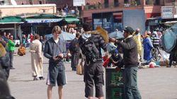 Une revue animalière critique le trafic des macaques de Barbarie sur la place Jemaa