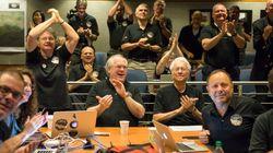 Pluton: la sonde New Horizons réussit son survol