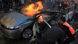 Gaza: explosion de 5
