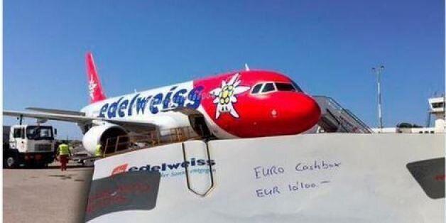 Edelweiss Airline est une filiale de