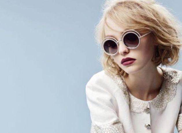 Lily-Rose Depp, fille de Johnny et Vanessa Paradis, devient l'égérie Chanel