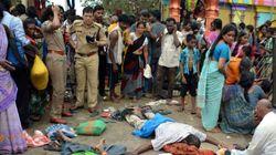 Inde: une bousculade lors d'un pèlerinage hindou fait 27