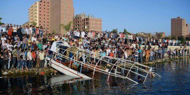Accident de bateau sur le Nil: le bilan monte à 29