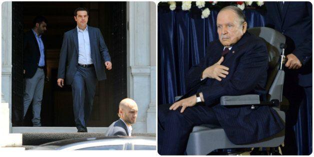La Grèce d'Alexis Tsipras montre à l'Algérie comment affronter une