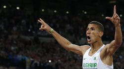 Athlétisme: 2e au meeting de Monaco, Makhloufi bat son record