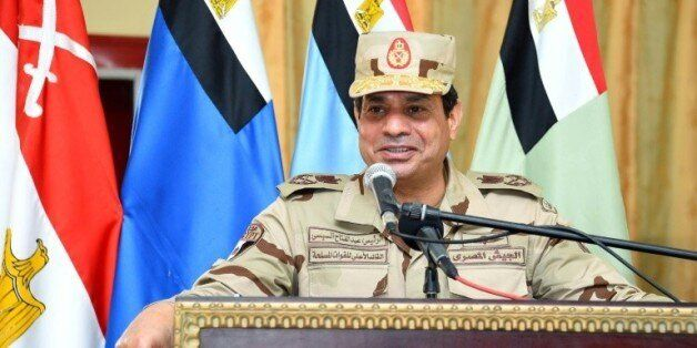 Egypte: 59 jihadistes et 7 soldats tués au mont Sinaï, selon l'armée