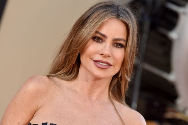 La actriz Sofia Vergara, el 22 de julio de 2019 en Los