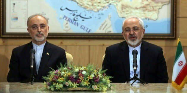 Le ministre des Affaires étrangères iranien à