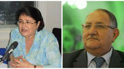 Deux ministres deviennent walis : Abdelkader Kadi à Tipaza et Zerhouni Yamina à