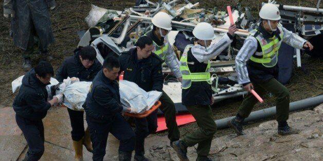 Crash à Taïwan: le pilote s'est trompé de