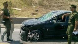 Accidents de la route: 106 morts et 874 blessés en une semaine de