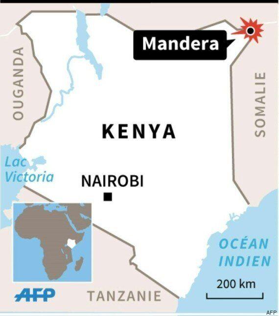 Kenya: 14 morts dans un raid attribué aux