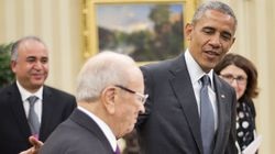 Obama présente ses condoléances à Béji Caïd