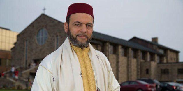 Un imam d'origine marocaine récolte des fonds pour une