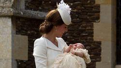 Le baptême de la princesse Charlotte comme si vous y étiez
