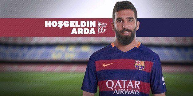 Transfert: le FC Barcelone annonce l'arrivée d'Arda