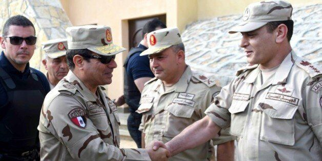 L'armée égyptienne a tué 241 combattants en 5 jours dans le