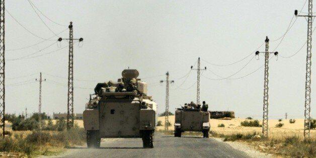 Après les attentats, l'armée égyptienne veut éradiquer le