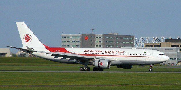 Air Algérie: réception d'un Airbus A330-200 pour