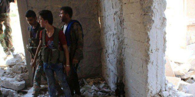 Le pouvoir syrien perd un centre militaire stratégique à