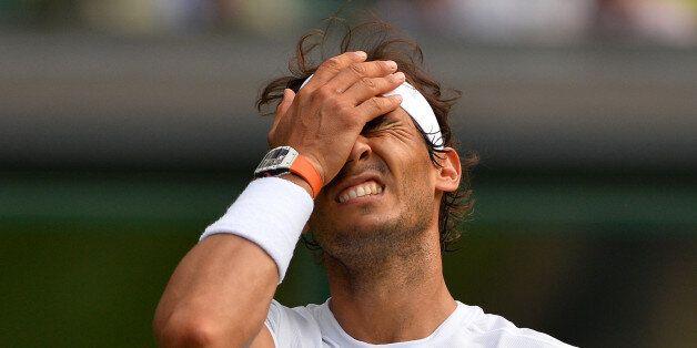 Rafael Nadal éliminé dès le deuxième tour de Wimbledon après sa défaite contre Dustin