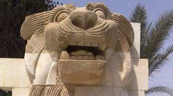 Daech détruit cette statue monumentale vieille de 2000 ans à